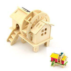 solar powered toys