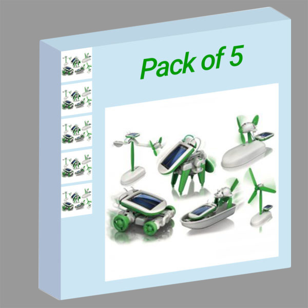 6-1 solar without packaging pp packaging pack-5/