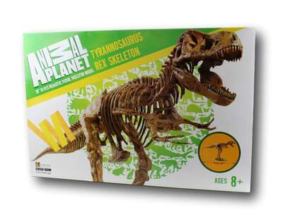 Dig it Tyrannosaurus Rex – Animal Planet