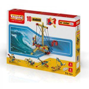 Engino - Inventor Basic - 10 Models Set