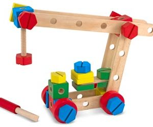 M&D Construction building Set for young kids