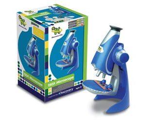 Discovery Kids 50x100x150x Microscope