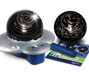 Discovery Kids Double Globe Planetarium