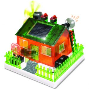 DIY Solar Powered Eco-House Science Kit