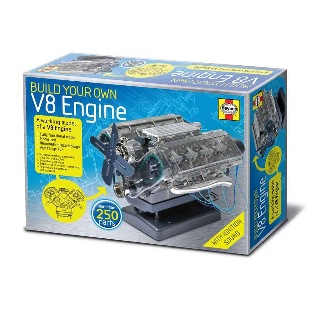 haynes combustion engine