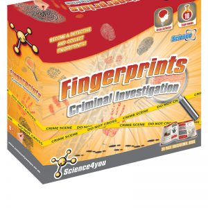 Fingerprints - Criminal Investigation