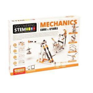 STEM Mechanics - Cams & Cranks