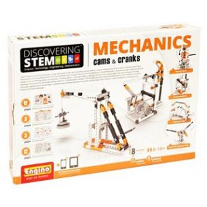 S.T.E.M Mechanics - Cams & Cranks