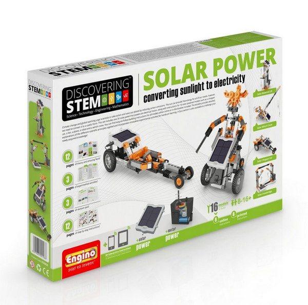 S.T.E.M Solar Power