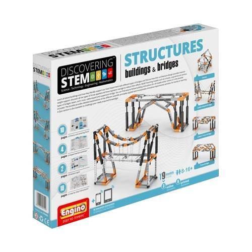 S.T.E.M Structures - Buildings & Bridges