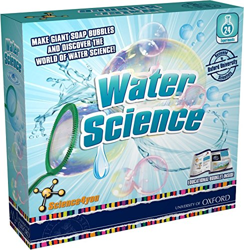 S4U Water Experiments Science