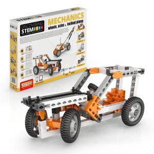 STEM Mechanics - Wheels, Axles & Inclined Planes