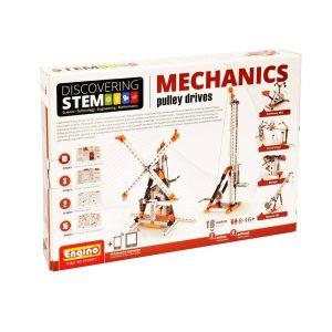 STEM Mechanics - Pulley Drives