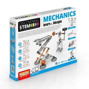 S.T.E.M Mechanics - Levers & Linkages