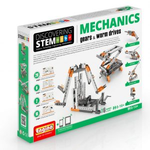S.T.E.M Mechanics - Gears & Worm Drives