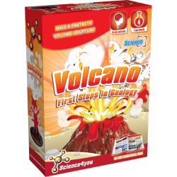 Volcano - First Steps in Geology