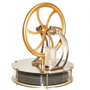 Stirling Engine from Heebie Jeebies