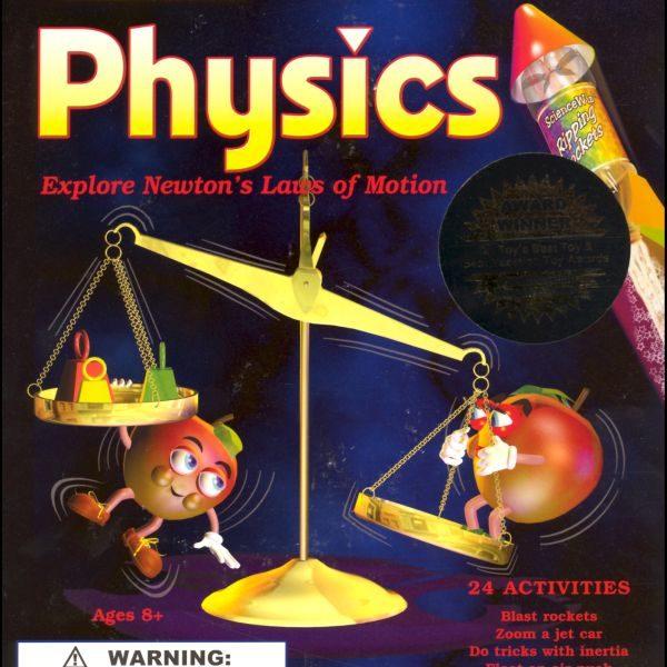 ScienceWiz Physics