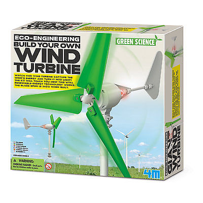 4M-Eco engineering Wind turbine