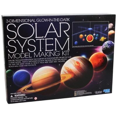 4M Solar System Model Making Kit
