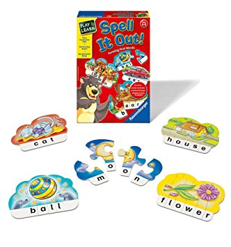 Ravensburger - Spell It Out! Game