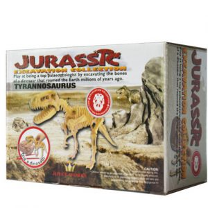 Tyrannosaurus excavation kit