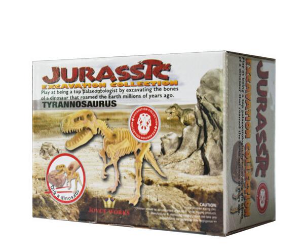 Tyrannosaurus excavation kit