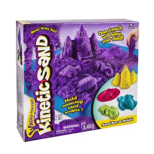 Kinetic Sand: Non-Newtonian Substances