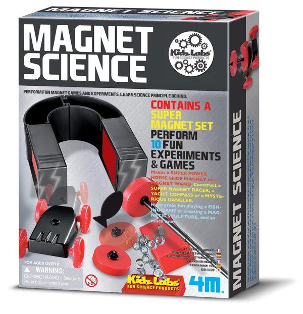 4M Kidzlabs Magnetic Science Kit