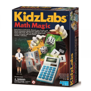 4M KidzLabs Math Magic Game