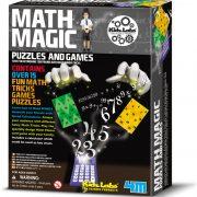 4M Kidz Labs Math Magic Game