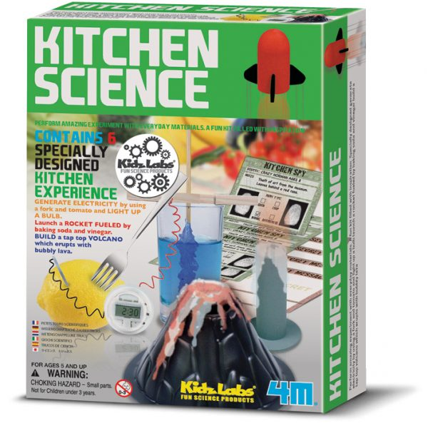 4M Kitchen Science Experiment Kit