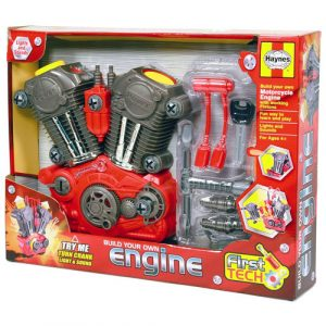 Haynes - Junior Build Your Own Engine