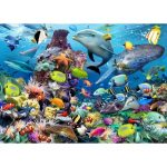 Ravensburger - Jewels of the Sea Puzzle 1000 pc