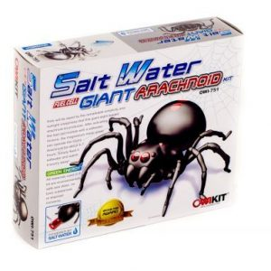 4M Salt Water Fuel Cell Robotic Spider
