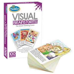 Visual Brainstorms Game