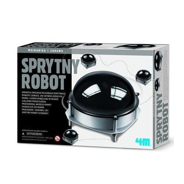 4M Fun Mechanics Smart Robot