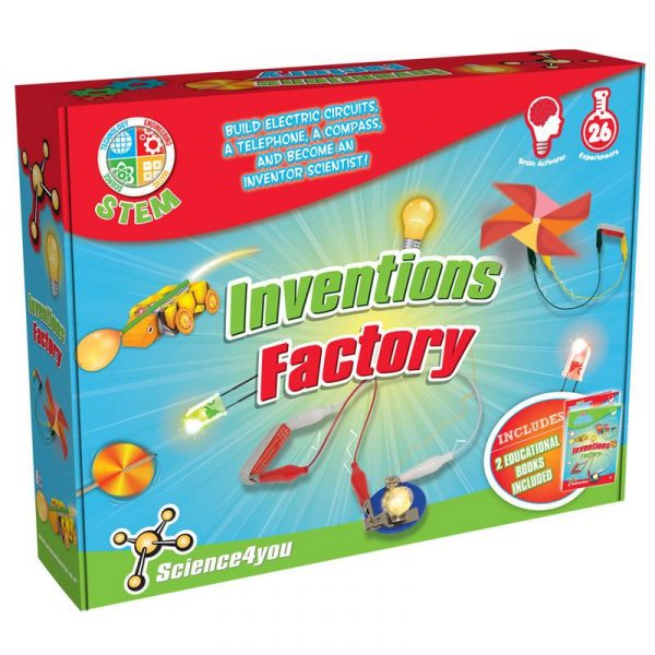 Science4you Inventions factory