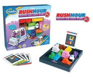 Rush hour Jr. game