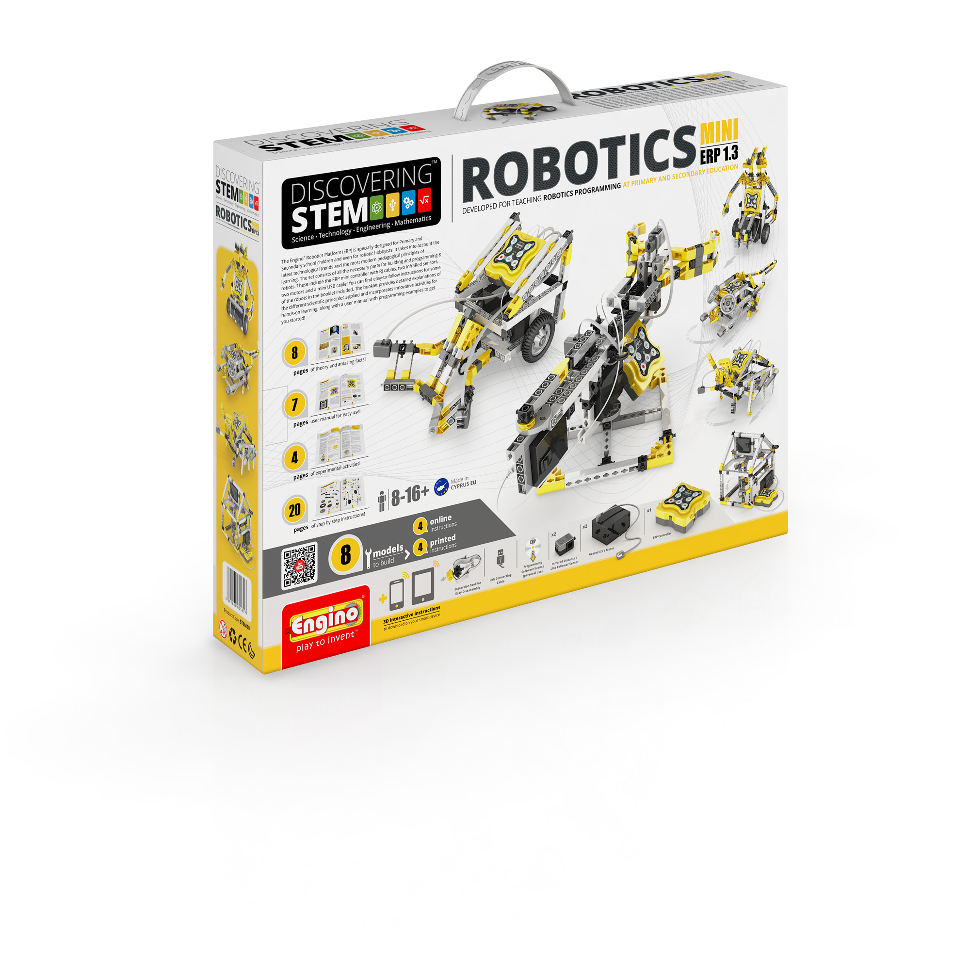 STEM Robotics ERP Mini robot kit