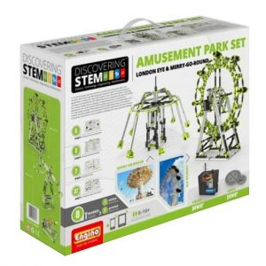 STEM Amusement Park Set - London Eye & Ferris Wheel