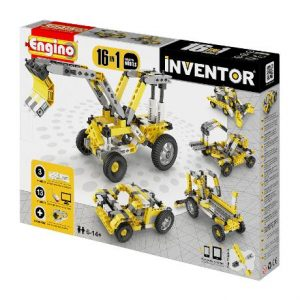 16 Models Industrial - Engino Inventor series
