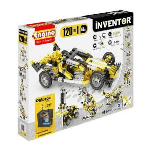 Engino Inventor - 120 Models Motorised Set