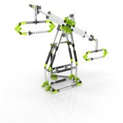 STEM Amusement Park Set - London Eye & Ferris Wheel