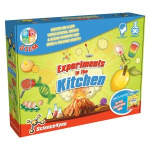 Science4you Experiments in the Kitchen