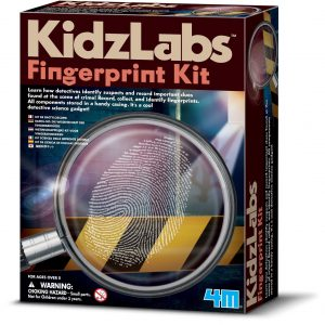 4M Detective Fingerprint Kit