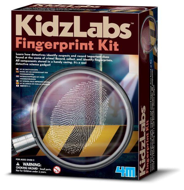 4M Detective Fingerprint Kit