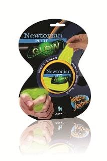Heebie Jeebies Newtonian Glow Putty