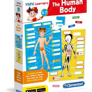 Young learners Human Body