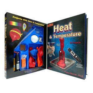 ScienceWiz Heat and Temperature